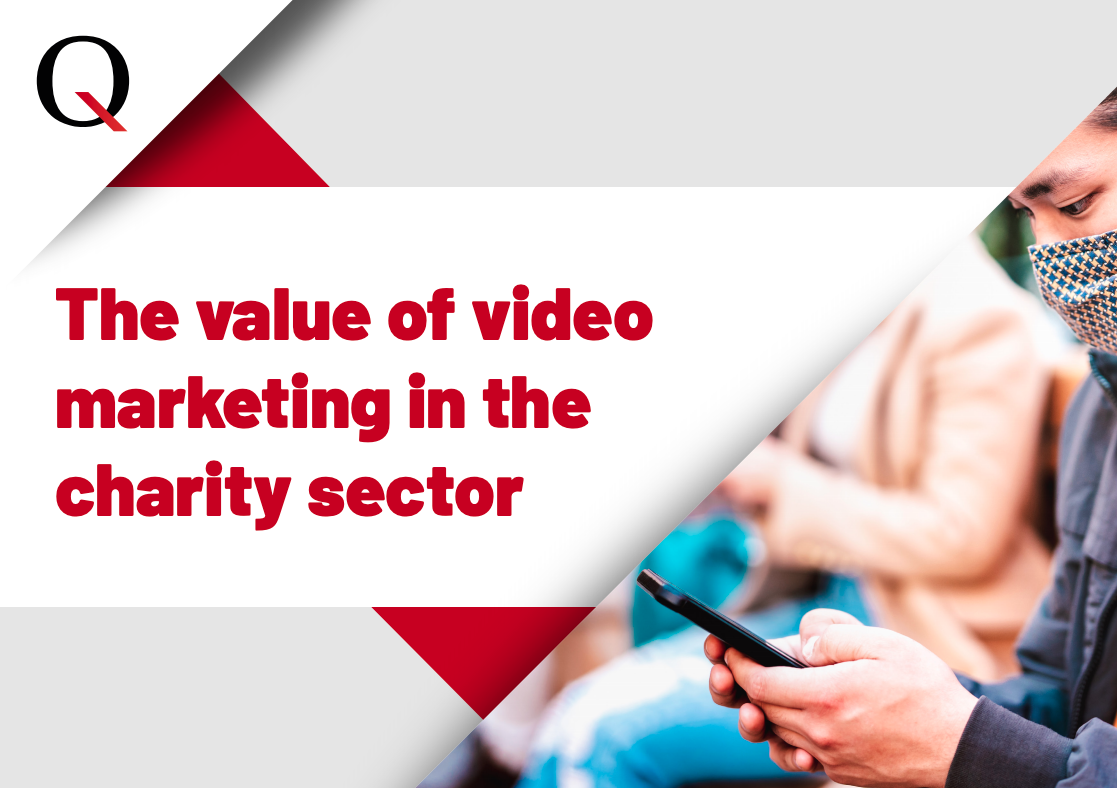 Video marketing for Charities