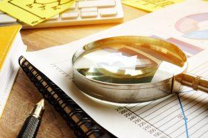 Content audit concept